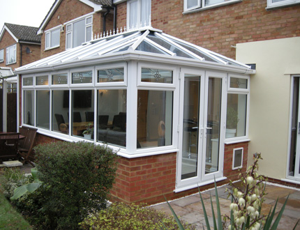 Kitchen and Dining Room Conservatory
