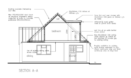 building regulations detail
